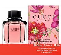Gucci Flora by Gucci Gorgeous Gardenia Limited Edition 2017 туалетная вода объем 100 мл тестер (ОРИГИНАЛ)
