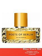 Vilhelm Parfumerie Poets of Berlin парфюмированная вода объем 50 мл (ОРИГИНАЛ)