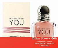 Giorgio Armani Emporio Armani In Love With You парфюмированная вода объем 100 мл тестер(ОРИГИНАЛ)