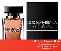 Dolce & Gabbana The Only One парфюмированная вода объем 50 мл (ОРИГИНАЛ)