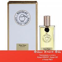 Parfums de Nicolai New York Intense парфюмированная вода объем 30 мл(ОРИГИНАЛ)