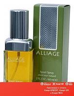 Estee Lauder Alliage Sport парфюмированная вода объем 50 мл(ОРИГИНАЛ)