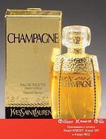 Yves Saint Laurent Champagne туалетная вода винтаж объем 50 мл (ОРИГИНАЛ)