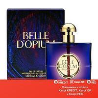 Yves Saint Laurent Belle d`Opium парфюмированная вода объем 50 мл Тестер(ОРИГИНАЛ)