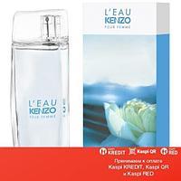 Kenzo L`Eau Kenzo Pour Femme туалетная вода объем 100 мл(ОРИГИНАЛ)