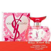 Yves Saint Laurent Young Sexy Lovely Collector туалетная вода объем 50 мл (ОРИГИНАЛ)