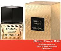 Yves Saint Laurent Splendid Wood парфюмированная вода объем 75 мл тестер(ОРИГИНАЛ)
