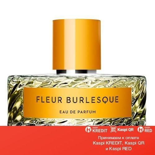 Vilhelm Parfumerie Fleur Burlesque парфюмированная вода объем 100 мл тестер(ОРИГИНАЛ)