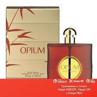 Yves Saint Laurent Opium парфюмированная вода объем 50 мл (ОРИГИНАЛ)