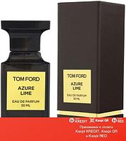 Tom Ford Azure Lime парфюмированная вода объем 50 мл Тестер (ОРИГИНАЛ)