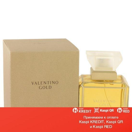 Valentino Gold парфюмированная вода объем 100 мл(ОРИГИНАЛ)