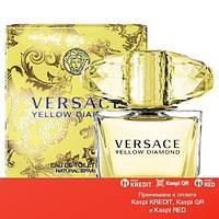 Versace Yellow Diamond туалетная вода объем 90 мл тестер б/крышки(ОРИГИНАЛ)