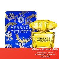 Versace Yellow Diamond Intense парфюмированная вода объем 90 мл(ОРИГИНАЛ)