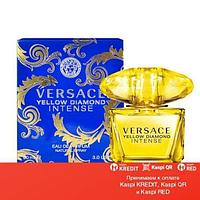 Versace Yellow Diamond Intense парфюмированная вода объем 90 мл Тестер(ОРИГИНАЛ)