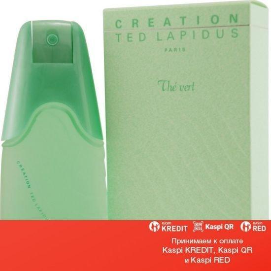 Ted Lapidus Creation The Vert туалетная вода объем 100 мл тестер (ОРИГИНАЛ)