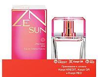 Shiseido Zen Sun Fraiche Woman 2014 туалетная вода объем 100 мл (ОРИГИНАЛ)