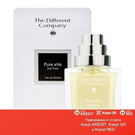 The Different Company Pure eVe парфюмированная вода объем 50 мл тестер (ОРИГИНАЛ)