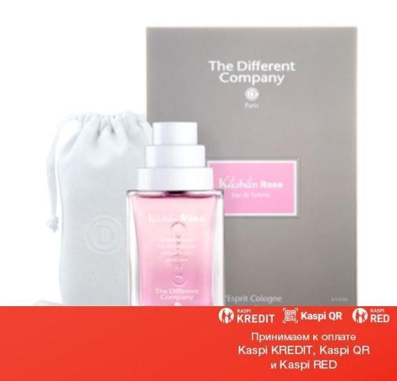 The Different Company Kashan Rose парфюмированная вода объем 90 мл Тестер (ОРИГИНАЛ)