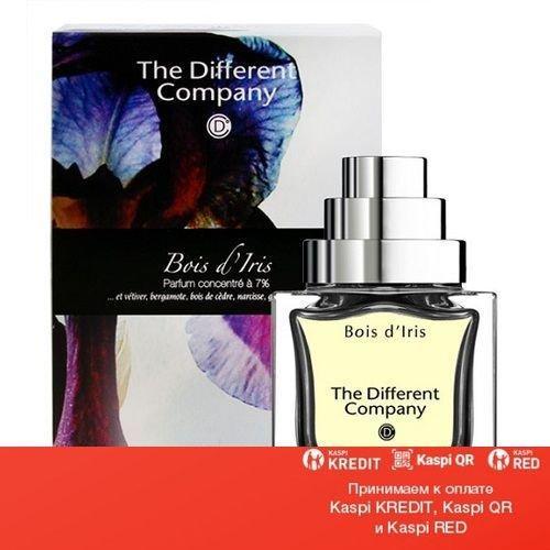 The Different Company Bois d`Iris парфюмированная вода объем 90 мл (ОРИГИНАЛ)