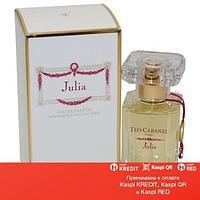 Teo Cabanel Julia парфюмированная вода объем 100 мл тестер (ОРИГИНАЛ)