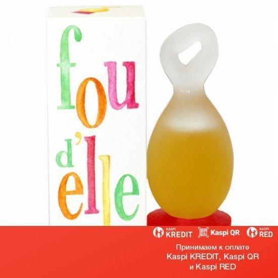 Ted Lapidus Fou D`Elle парфюмированная вода объем 100 мл тестер (ОРИГИНАЛ)