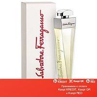 Salvatore Ferragamo Pour Femme парфюмированная вода винтаж объем 100 мл (ОРИГИНАЛ)