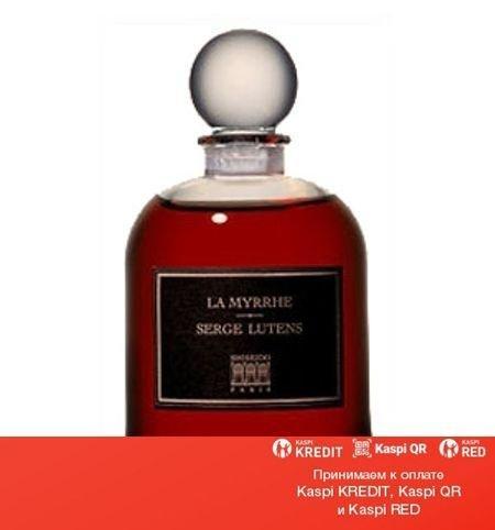 Serge Lutens La Myrrhe парфюмированная вода объем 75 мл (ОРИГИНАЛ)