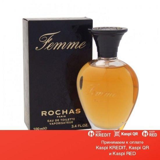 Rochas Femme туалетная вода объем 100 мл тестер(ОРИГИНАЛ)