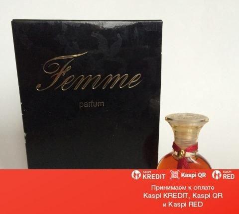 Rochas Femme духи винтаж объем 7,5 мл черный(ОРИГИНАЛ)
