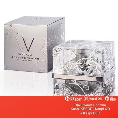 Roberto Verino VV Platinum парфюмированная вода объем 30 мл тестер(ОРИГИНАЛ)