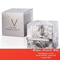Roberto Verino VV Platinum парфюмированная вода объем 75 мл тестер(ОРИГИНАЛ)