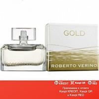 Roberto Verino Gold парфюмированная вода объем 90 мл тестер(ОРИГИНАЛ)