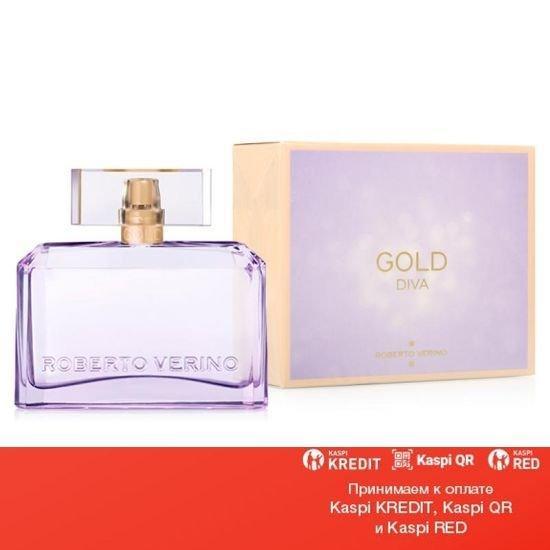 Roberto Verino Gold Diva парфюмированная вода объем 50 мл Тестер(ОРИГИНАЛ)