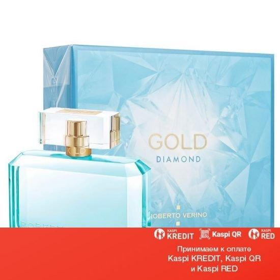 Roberto Verino Gold Diamond парфюмированная вода объем 30 мл тестер(ОРИГИНАЛ)