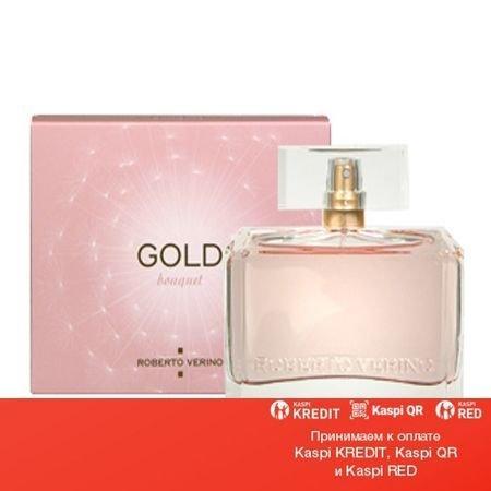 Roberto Verino Gold Bouquet парфюмированная вода объем 90 мл тестер(ОРИГИНАЛ)
