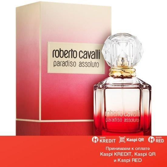 Roberto Cavalli Paradiso Assoluto парфюмированная вода объем 75 мл тестер(ОРИГИНАЛ)
