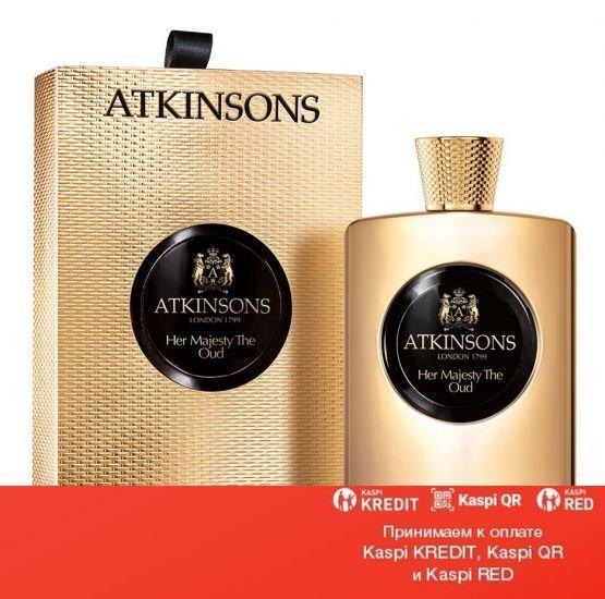 Atkinsons Her Majesty The Oud парфюмированная вода объем 2 мл(ОРИГИНАЛ)