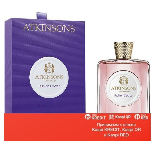 Atkinsons Fashion Decree туалетная вода объем 2 мл(ОРИГИНАЛ)