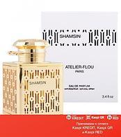 Atelier Flou Shamsin парфюмированная вода объем 100 мл тестер(ОРИГИНАЛ)
