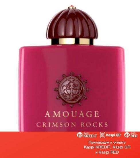 Amouage Crimson Rocks парфюмированная вода объем 100 мл тестер(ОРИГИНАЛ)