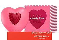 Escada Candy Love туалетная вода объем 50 мл (ОРИГИНАЛ)