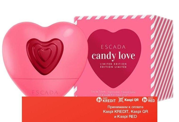 Escada Candy Love туалетная вода объем 100 мл тестер(ОРИГИНАЛ)