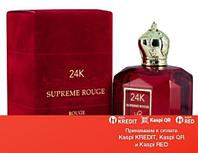 Paris World Luxury 24K Supreme Rouge парфюмированная вода объем 100 мл тестер (ОРИГИНАЛ)