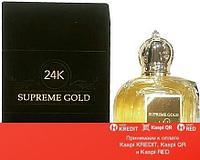 Paris World Luxury 24K Supreme Gold парфюмированная вода объем 100 мл тестер (ОРИГИНАЛ)