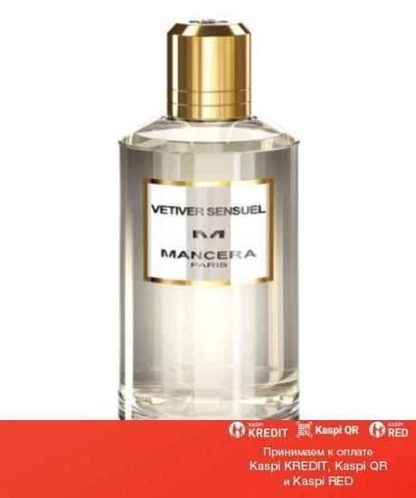 Mancera Vetiver Sensuel парфюмированная вода объем 8 мл(ОРИГИНАЛ)