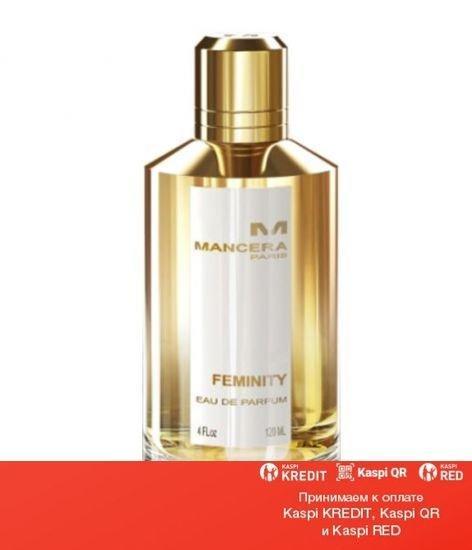Mancera Feminity парфюмированная вода объем 8 мл (ОРИГИНАЛ)