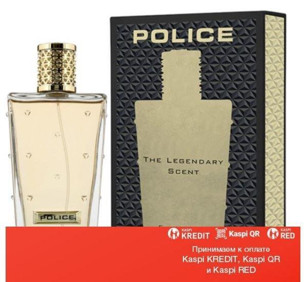 Police The Legendary Scent For Women парфюмированная вода объем 50 мл тестер(ОРИГИНАЛ)
