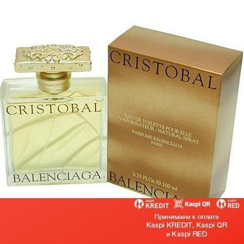 Balenciaga Cristobal парфюмированная вода объем 100 мл тестер(ОРИГИНАЛ)
