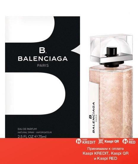 Balenciaga B. Balenciaga парфюмированная вода объем 30 мл тестер(ОРИГИНАЛ)