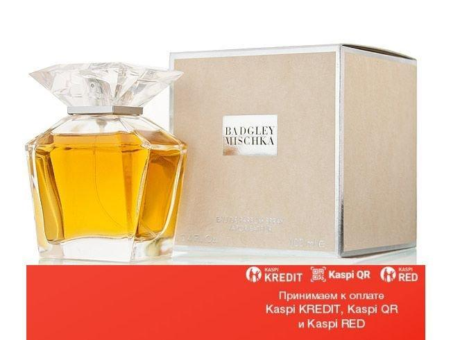 Badgley Mischka парфюмированная вода объем 50 мл + 75 мл b/l+7 мл духи + косметичка(ОРИГИНАЛ)